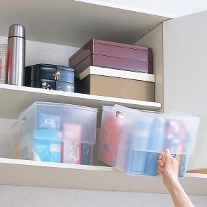 キッチン収納ケース 吊り戸棚ボックスワイド 幅24cm ( 収納ボックス 整理ケース 取っ手付き ) livingut 07