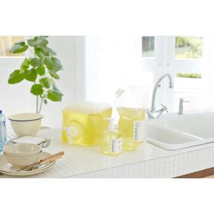そまり SOMALI 台所用石けん 300ml 日本製 ( 食器洗剤 石鹸 液体石鹸 )|livingut|05