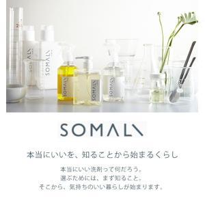 そまり SOMALI 台所用石けん 300ml 日本製 ( 食器洗剤 石鹸 液体石鹸 )|livingut|06