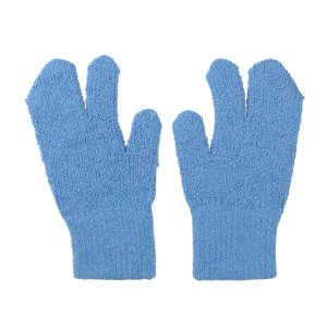 そうじの神様 おそうじ手袋 3つ指タイプ 日本製 ( 床 窓 拭き 掃除 清掃 クリーナー 雑巾 ぞうきん )|livingut|04
