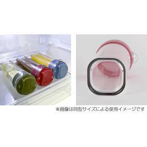 冷水筒 スリムジャグ 1.1L 茶漉し付き 横置き 縦置き 耐熱 茶漉しフィルター 冷茶 日本製 ( ピッチャー 茶こし 麦茶 冷水ポット 麦茶ポット )|livingut|08