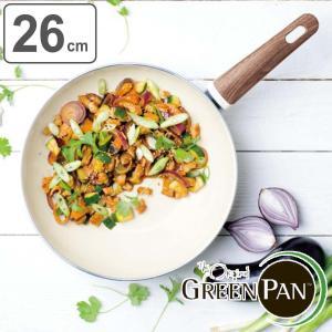 GREEN PAN WOOD-BE