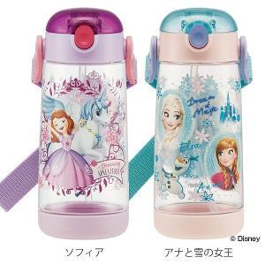 水筒 ストロー プラスチック ワンプッシュボトル 480ml 子供 キャラクター 軽量 ( プラスチック製 ストローボトル 幼稚園 保育園 キッズ )|livingut|04