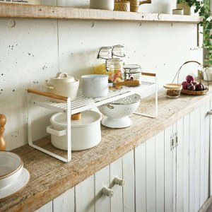 キッチンラック キッチン収納棚 トスカ tosca スチール製