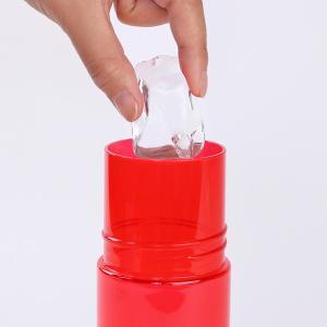 水筒 ウォーターボトル トライタンボトル 500ml 2WAY コップ付き ( 直飲み水筒 ワンタッチオープン クリアボトル )|livingut|07