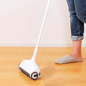 床掃除 クリーナー 電源不要 本体 かるかるフロアクリーナー 簡易掃除機 手動 ( 掃除用品 掃除機...