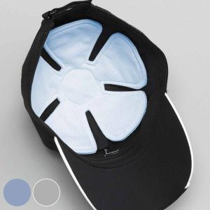 ヘッドクール 帽子 熱中症対策 冷却 冷感 ( 涼しい 熱中症 クール )