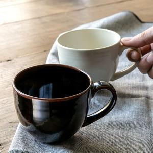 マグカップ 320ml B.N.シリーズ 陶器 コップ 食器 日本製 ( 食洗機対応 洋食器 電子レンジ対応 マグ カップ 食洗機 対応 )|livingut