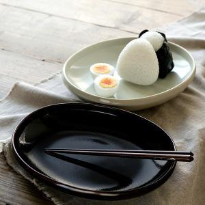 プレート 23cm B.N.シリーズ オーバル型 皿 器 陶器 食器 日本製 ( 食洗機対応 洋食器 電子レンジ対応 取り皿 食洗機 対応 )|livingut