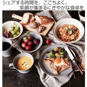 スープカップ エッジライン 持ち手付き 陶器 食器 ( 食洗機対応 電子レンジ対応 スープボウル 小鉢 )|livingut|02