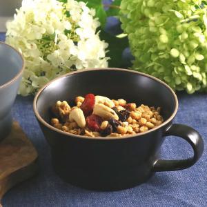 スープカップ エッジライン 持ち手付き 陶器 食器 ( 食洗機対応 電子レンジ対応 スープボウル 小鉢 )|livingut|06