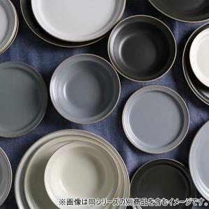 プレート 20cm M エッジライン 陶器 食器 同色5枚セット ( 食洗機対応 電子レンジ対応 ケーキ デザート 皿 ) livingut 09