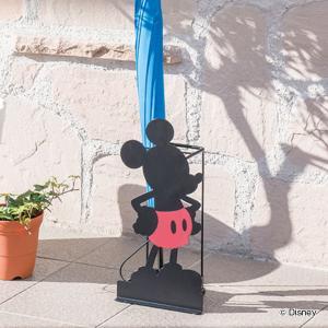 傘たて シルエット 傘立て ミッキーマウス ディズニー
