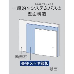ラックスマグネット くもり止め樹脂ミラーM ( バス ミラー 鏡 )|livingut|04
