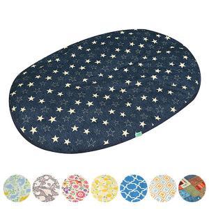いねむりふとん 専用カバー 150×110cm ラージサイズ 洗い替え ファスナータイプ 日本製 ( いねむりふとん専用 対応 専用 カバー 洗い替え 外せる )|livingut