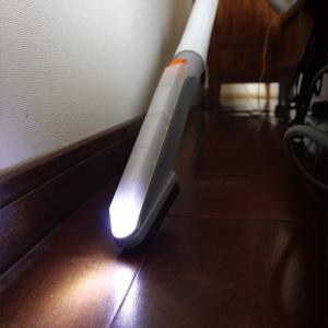 掃除用品 LEDブラシ付すきまノズル 掃除機用 ( すき間 すきま 隙間 掃除機 ノズル 掃除 清掃 用品 )|livingut|03