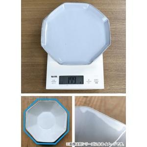 プレート 19cm 洋食器 アミューズ 陶器 食器 笠間焼 日本製 ( 食洗機対応 電子レンジ対応 皿 お皿 取り皿 八角形 )|livingut|08