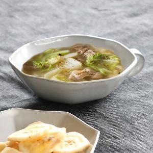 スープカップ 330ml アミューズ 陶器 食器 笠間焼 日本製 ( 食洗機対応 カップ 電子レンジ対応 マグ スープマグ 八角形 )|livingut|04