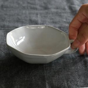 スープカップ 330ml アミューズ 陶器 食器 笠間焼 日本製 ( 食洗機対応 カップ 電子レンジ対応 マグ スープマグ 八角形 )|livingut|10