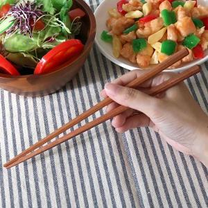 箸 22cm L WOOD