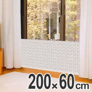 寒さ対策 窓 あったかキープパネル 幅200×高さ60cm ツリー ( 窓際 冷気 対策 パネル )