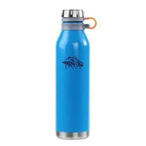 水筒 ステンレス 直飲み 1L トライエックス ダイレクトボトル 保冷 保温 ( スリム ステンレスボトル スリムボトル ) livingut 13