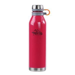 水筒 ステンレス 直飲み 1L トライエックス ダイレクトボトル 保冷 保温 ( スリム ステンレスボトル スリムボトル ) livingut 15