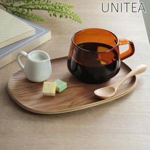 キントー KINTO トレイ ノンスリップ 21×15cm UNITEA ウィロー ( ユニティ トレー 滑らない 木製 お盆 おしゃれ 小さい )|livingut