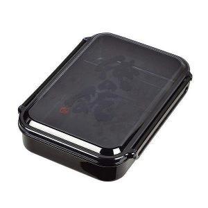 お弁当箱 1段 ガッツリ パッキン付 1000ml ( 弁当箱 大容量 仕切り付 1L 日本製 ) livingut 10