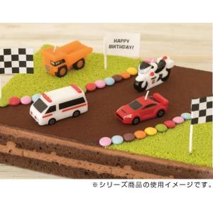 キャンドル ろうそく 誕生日 バースデーキャンドル トミカキャンドル パトロールカー ( ローソク ロウソク ケーキ用 )|livingut|04