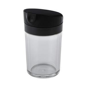 クロスカット加工の特殊ノズルでピタッと液ダレしにくい醤油入れです。押す強さの加減で、わずか1滴から出...