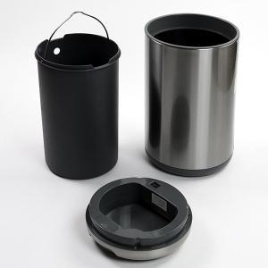 ゴミ箱 センサー EKO ガレリア センサービン 9L ( 自動開閉 オートクローズ ふた付き ) livingut 09