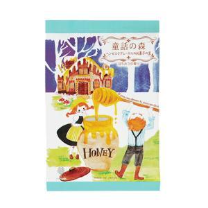 多くの人に愛されている童話をイメージした粉末タイプの入浴剤、「童話の森」シリーズです。「ヘンゼルとグ...