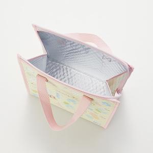 ランチバッグ すみっコぐらし たびきぶん 不織布 子供 キャラクター ( トートバッグ 保冷 保冷ランチバッグ )|livingut|02