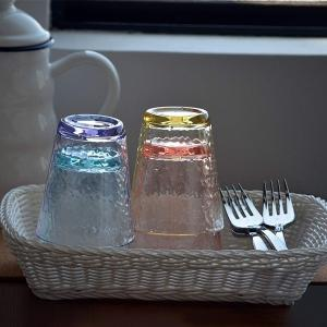 タンブラー 310ml コップ プラスチック ハマー UCA 同色4個セット ( アクリルコップ プラコップ グラス 割れにくい グラス ) livingut 06