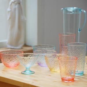 タンブラー 310ml コップ プラスチック ハマー UCA 同色4個セット ( アクリルコップ プラコップ グラス 割れにくい グラス ) livingut 10