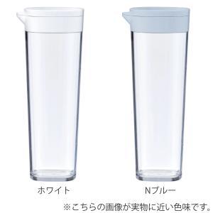 ピッチャー 冷水筒 ドリンクビオ 1.1L 横置き 縦置き 耐熱 ( ジャグ ポット 冷水ポット 水差し 麦茶ポット ジャグ )|livingut|04