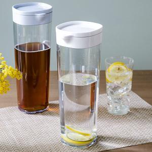 ピッチャー 冷水筒 ドリンクビオ 1.1L 横置き 縦置き 耐熱 ( ジャグ ポット 冷水ポット 水差し 麦茶ポット ジャグ )|livingut|05