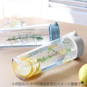 ピッチャー 冷水筒 ドリンクビオ 1.1L 横置き 縦置き 耐熱 ( ジャグ ポット 冷水ポット 水差し 麦茶ポット ジャグ )|livingut|08
