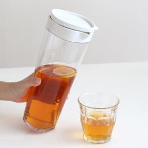 ピッチャー 冷水筒 ドリンクビオ 1.1L 横置き 縦置き 耐熱 ( ジャグ ポット 冷水ポット 水差し 麦茶ポット ジャグ )|livingut|10