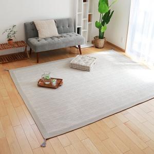 ラグ マット ボンディングラグ クラック 185×240cm 夏用 3畳 インド綿 ( コットン 綿 おしゃれ 長方形 )|livingut|11