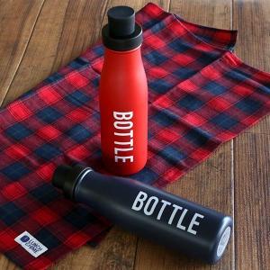 水筒 マグボトル 350ml ステンレスボトル ランチチャイム ( 直飲み 保温 保冷 ステンレス ) livingut 11