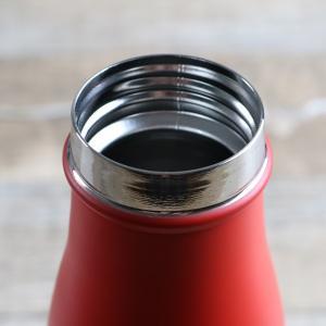 水筒 マグボトル 350ml ステンレスボトル ランチチャイム ( 直飲み 保温 保冷 ステンレス ) livingut 09