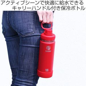 水筒 TAKEYA タケヤ タケヤフラスク アクティブライン ステンレスボトル 520ml ( 直飲み ステンレス 保冷 )|livingut|02