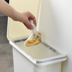 ゴミ箱 臭わない 防臭 パッキン付き 20L スリム ( ごみ箱 ふた付き ダストボックス 縦型 キッチン )|livingut|19