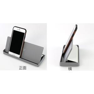 お弁当箱 1段 スマホスタンド ランチボックス 700ml ( シンプル 弁当箱 おしゃれ ) livingut 03