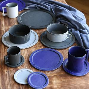 プレート 24cm ベニェ 洋食器 陶器 食器 笠間焼 日本製 ( 皿 大皿 フラットプレート ワンプレート )|livingut|14