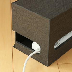 ケーブルボックス ケーブルホルダー バスク BOSK M ( ケーブルBOX ケーブル収納 ケーブル 収納 )|livingut|11