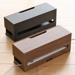 ケーブルボックス ケーブルホルダー バスク BOSK M ( ケーブルBOX ケーブル収納 ケーブル 収納 )|livingut|09