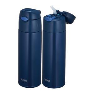 水筒 サーモス ( thermos ) 真空断熱ストローボトル ストロー FHL-551 550ml ( ステンレス 保冷 大人 保冷専用 )|livingut|06